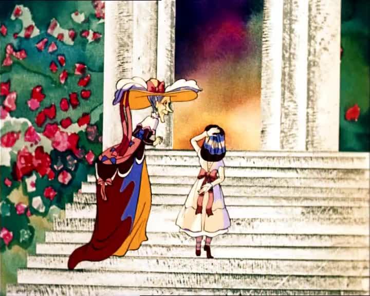 Алиса в Стране Чудес Алиса в Стране Чудес Серия 3
