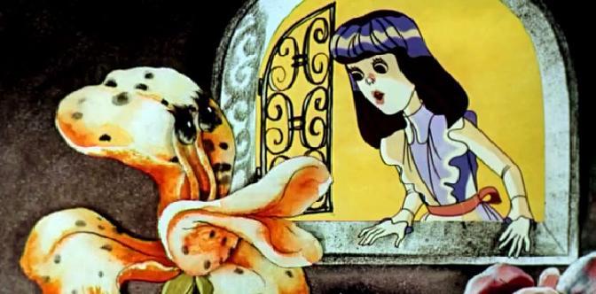 Алиса в Зазеркалье смотреть