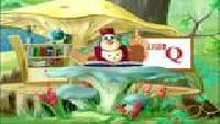 Английский алфавит для детей Сезон-1 Выпуск 17. Буква Q