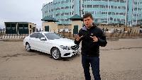 Антон Воротников Автомобили класса D Автомобили класса D - Mercedes-Benz C Сlass 2014 Тест-драйв.