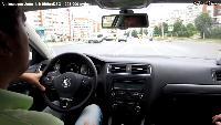 Антон Воротников Автомобили класса С Автомобили класса С - Volkswagen Jetta Тест-драйв.