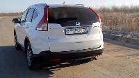 Антон Воротников Компакт кроссоверы Компакт кроссоверы - Honda CR-V Тест-драйв.