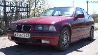 Антон Воротников Легенды 90-х Легенды 90-х - BMW E36(325i).