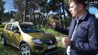 Антон Воротников Мини кроссоверы Мини кроссоверы - Renault Sandero Stepway 2015