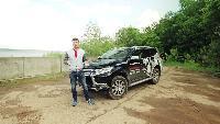 Антон Воротников Внедорожники Внедорожники - Mitsubishi Pajero Sport.