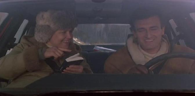 Автостоп (1990) смотреть