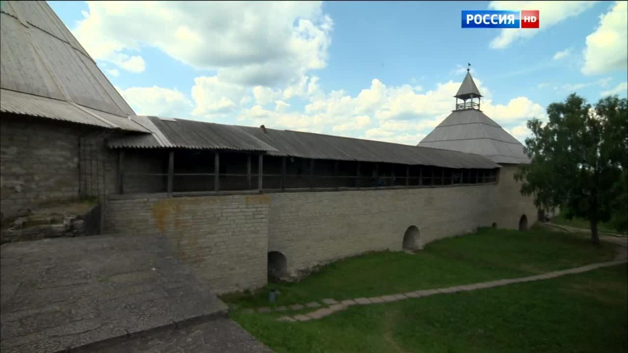 Бастионы России. Старая Ладога смотреть
