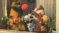 Белка и Стрелка: Озорная семейка  Сезон-1 Серия 14. Цирк – это диагноз