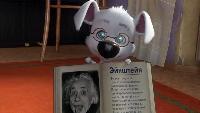 Белка и Стрелка: Озорная семейка  Сезон-1 Серия 57. Эйнштейн