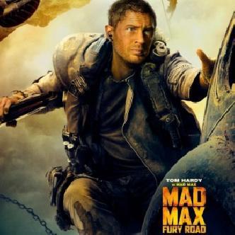 «Безумный Макс: Дорога ярости» с непревзойденным Томом Харди смотреть