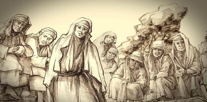 Библейские притчи смотреть