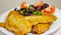 БЛЮДА ИЗ РЫБЫ БЛЮДА ИЗ РЫБЫ Ну, оОчень вкусная - Рыба в кляре по-бельгийски!