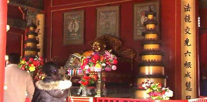 Буддийский монастырь Юнхэгун смотреть