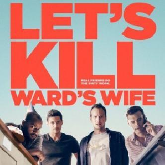 Черная-причерная комедия «Убъем жену Уорда» смотреть