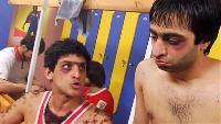 Даёшь молодёжь! Борцы Тамик и Радик Случай с головомойкой