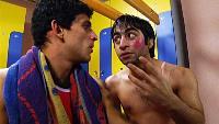 Даёшь молодёжь! Борцы Тамик и Радик Случай в лифте
