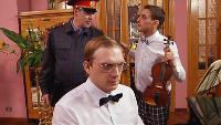 Даёшь молодёжь! Гопники Башка и Ржавый Репетиция для рояля со скрипкой