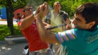 Даёшь молодёжь! Метросексуалы Данила и Герман Уличная кража