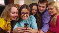 Даёшь молодёжь! Молодая семья Валера и Таня Первое слово