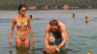 Даёшь молодёжь! Молодая семья Валера и Таня Туалет
