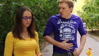 Даёшь молодёжь! Молодая семья Валера и Таня Знакомство в парке