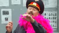 Даёшь молодёжь! Молодые менты Вьюшкин и Омаров Гей-парад