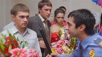 Даёшь молодёжь! Молодые менты Вьюшкин и Омаров Кража невесты