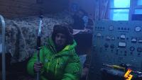 Даёшь молодёжь! Полярная станция «Вьюга» Зимняя рыбалка