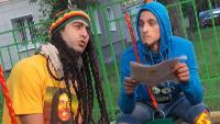 Даёшь молодёжь! Растаманы Кекс и Укроп Кто ты по гороскопу?