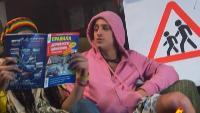 Даёшь молодёжь! Растаманы Кекс и Укроп Новые знаки дорожного движения!