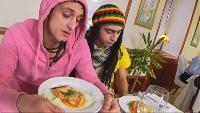 Даёшь молодёжь! Растаманы Кекс и Укроп Ресторанная рыба