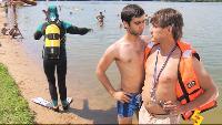 Даёшь молодёжь! Разные истории Ревность на пляже-2