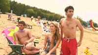 Даёшь молодёжь! Разные истории Ревность на пляже