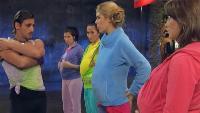 Даёшь молодёжь! Школа танцев Алекса Моралеса Аэробика для беременных