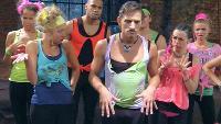 Даёшь молодёжь! Школа танцев Алекса Моралеса Ногти в морковном фреше