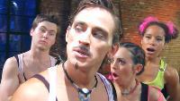 Даёшь молодёжь! Школа танцев Алекса Моралеса Ролевые танцы с элементами самообороны