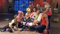 Даёшь молодёжь! Школа танцев Алекса Моралеса Завещание отравленного учителя