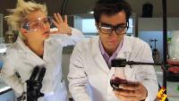 Даёшь молодёжь! Учёные – Роберт и Анна Опера «Циклоп»