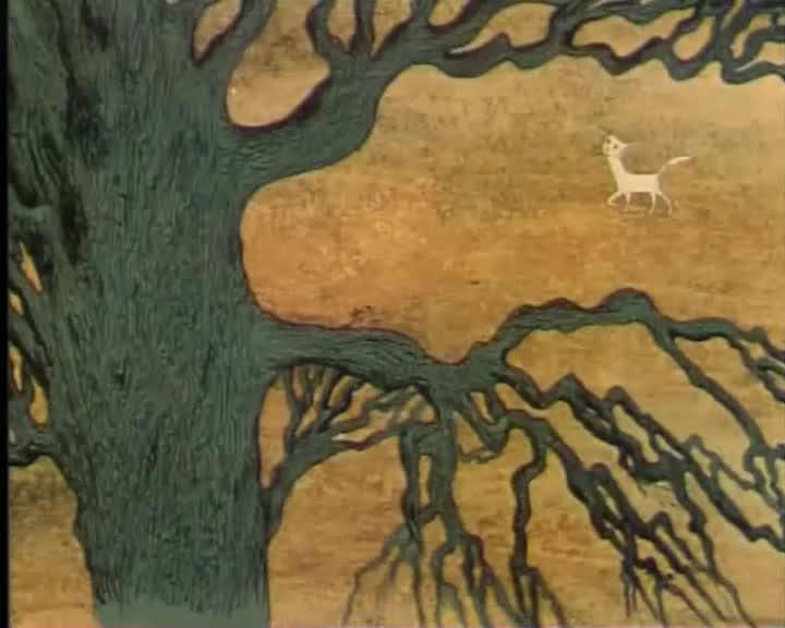 Дерево и Кошка смотреть