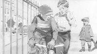 Диакниги Сезон-1 Горе-велосипедисты