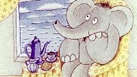 Диакниги Сезон-1 Жил на свете слоненок