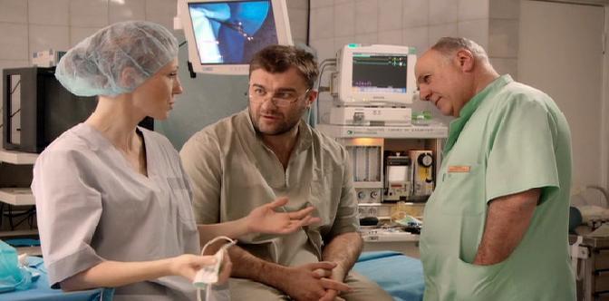 Доктор Тырса смотреть