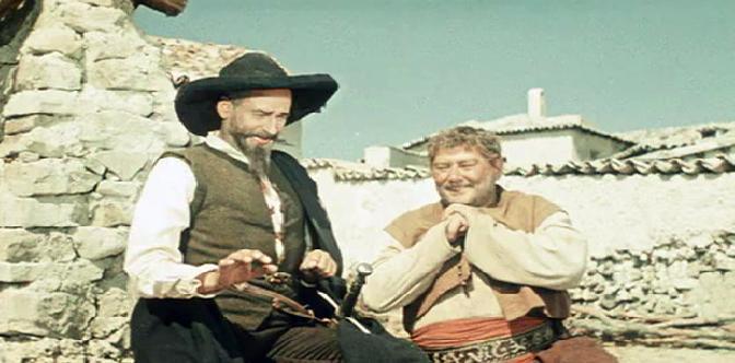 Дон Кихот смотреть