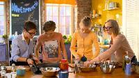 Два с половиной повара. Открытая кухня Сезон 1 выпуск 65: Морепродукты