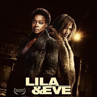 Дженнифер Лопес в драме «Лила и Ева» смотреть