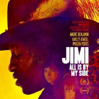 Джими Хендрикс в лице Андре 3000 в байопике «Все на моей стороне» смотреть