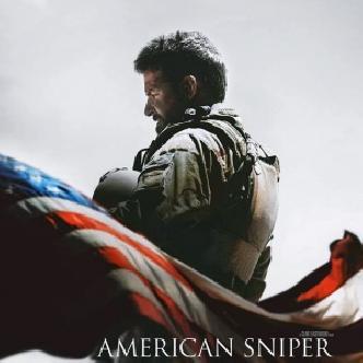 """Эпичный «Американский снайпер» Бредли Купера целится на """"Оскар"""" смотреть"""