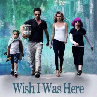 Фильм «Хотел бы я быть здесь» профинансировали фаны! смотреть