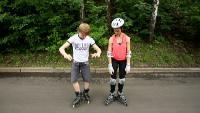 Фитнес Сезон 1 выпуск 15: Роллер-спорт