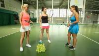 Фитнес Сезон 1 выпуск 25: Теннис и бадминтон